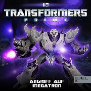 Cover-Bild zu Folge 13: Angriff auf Megatron (Das Original-Hörspiel zur TV-Serie) (Audio Download) von Giersch, Marcus