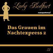 Cover-Bild zu Folge 51: Das Grauen im Nachtexpress 2 (Audio Download) von Kluckert, Jürgen (Gelesen)