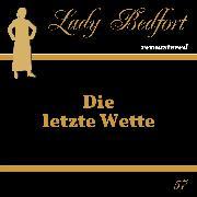 Cover-Bild zu Folge 57: Die letzte Wette (Audio Download) von Kluckert, Jürgen (Gelesen)