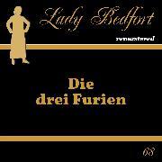 Cover-Bild zu Folge 68: Die drei Furien (Audio Download) von Bierstedt, Marie (Gelesen)