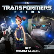 Cover-Bild zu Folge 15: Der Rachefeldzug (Das Original-Hörspiel zur TV-Serie) (Audio Download) von Giersch, Marcus