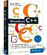 Cover-Bild zu Grundkurs C++ von Wolf, Jürgen