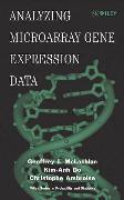 Cover-Bild zu Analyzing Microarray Gene Expression Data von McLachlan, Geoffrey J.