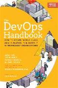 Cover-Bild zu The Devops Handbook: How to Create World-Class Agility, Reliability, & Security in Technology Organizations von Kim, Gene