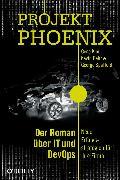 Cover-Bild zu Projekt Phoenix (eBook) von Behr, Kevin