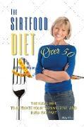 Cover-Bild zu THE SIRTFOOD DIET OVER 50 von Kim, Rita