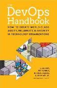 Cover-Bild zu The DevOps Handbook von Kim, Gene