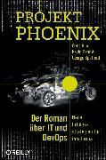 Cover-Bild zu Projekt Phoenix (eBook) von Kim, Gene