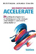 Cover-Bild zu Das Mindset von DevOps. Accelerate (eBook) von Kim, Gene