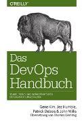 Cover-Bild zu Das DevOps-Handbuch von Kim, Gene