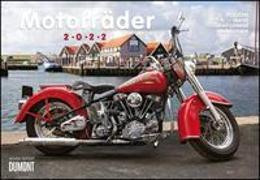 Cover-Bild zu Motorräder & Routen 2022 - Broschürenkalender - mit Schulferientabelle - Format 42 x 29 cm von Seiffert, Achim (Fotograf)