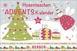 Cover-Bild zu Hosentaschenadventskalender illustriert