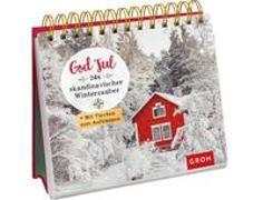 Cover-Bild zu God Jul: 24x skandinavischer Winterzauber