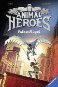 Cover-Bild zu THiLO: Animal Heroes, Band 1: Falkenflügel