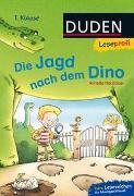 Cover-Bild zu Neubauer, Annette: Duden Leseprofi - Die Jagd nach dem Dino, 1. Klasse