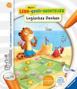 Cover-Bild zu Neubauer, Annette: tiptoi® Logisches Denken