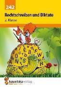 Cover-Bild zu Rechtschreiben und Diktate 2. Klasse von Widmann, Gerhard