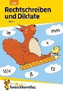 Cover-Bild zu Rechtschreiben und Diktate 3. Klasse von Widmann, Gerhard