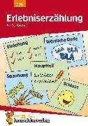 Cover-Bild zu Erlebniserzählung. Aufsatz 4.-5. Klasse von Widmann, Gerhard