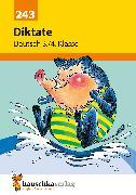 Cover-Bild zu Diktate 3./4. Klasse (eBook) von Widmann, Gerhard
