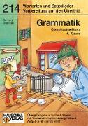 Cover-Bild zu Grammatik 4. Klasse (eBook) von Widmann, Gerhard