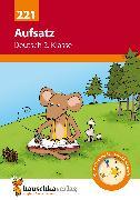 Cover-Bild zu Aufsatz Deutsch 2. Klasse (eBook) von Widmann, Gerhard