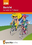 Cover-Bild zu Bericht. Aufsatz 5.-7. Klasse (eBook) von Widmann, Gerhard