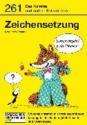 Cover-Bild zu Zeichensetzung (eBook) von Widmann, Gerhard