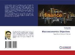 Cover-Bild zu Macroeconomics Objectives von Raza, Murtazain