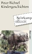 Cover-Bild zu Kindergeschichten (eBook) von Bichsel, Peter