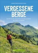 Cover-Bild zu Rosenwirth, Wolfgang und Maria: Vergessene Berge