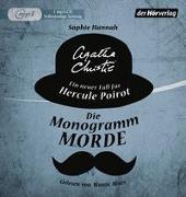 Cover-Bild zu Die Monogramm-Morde von Hannah, Sophie