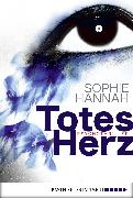 Cover-Bild zu Totes Herz (eBook) von Hannah, Sophie