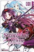 Cover-Bild zu Sword Art Online - Mother's Rosario 01 von Kawahara, Reki