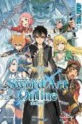 Cover-Bild zu Sword Art Online - Calibur von Kawahara, Reki
