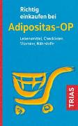 Cover-Bild zu Richtig einkaufen bei Adipositas-OP von Raab, Heike