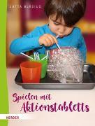 Cover-Bild zu Bläsius, Jutta: Spielen mit Aktionstabletts