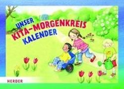 Cover-Bild zu Bläsius, Jutta: Unser Kita-Morgenkreiskalender