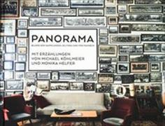 Cover-Bild zu Panorama Bilder der Sammlungen. Jelitzka und von Mayreck. Mit Erzählungen von Michael Köhlmeier und Monika Helfer von Jelitzka, Daniel