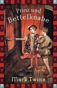 Cover-Bild zu Twain, Mark: Prinz und Bettelknabe