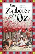Cover-Bild zu Baum, Lyman Frank: Der Zauberer von Oz (Neuübersetzung)