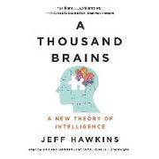 Cover-Bild zu A Thousand Brains Lib/E: A New Theory of Intelligence von Hawkins, Jeff