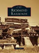 Cover-Bild zu Richmond Railroads (eBook) von Hawkins, Jeff