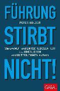 Cover-Bild zu Führung stirbt nicht! (eBook) von Holzer, Peter