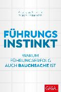 Cover-Bild zu Führungsinstinkt (eBook) von Seltenreich, Marco