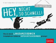 Cover-Bild zu Hey, nicht so schnell! (eBook) von Schmidt, Karen