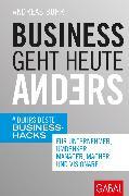 Cover-Bild zu Business geht heute anders (eBook) von Buhr, Andreas