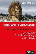 Cover-Bild zu Dein Wille geschehe (eBook) von Merath, Stefan