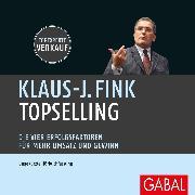 Cover-Bild zu TopSelling (Audio Download) von Fink, Klaus-J.