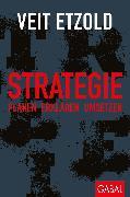 Cover-Bild zu Strategie (eBook) von Etzold, Veit